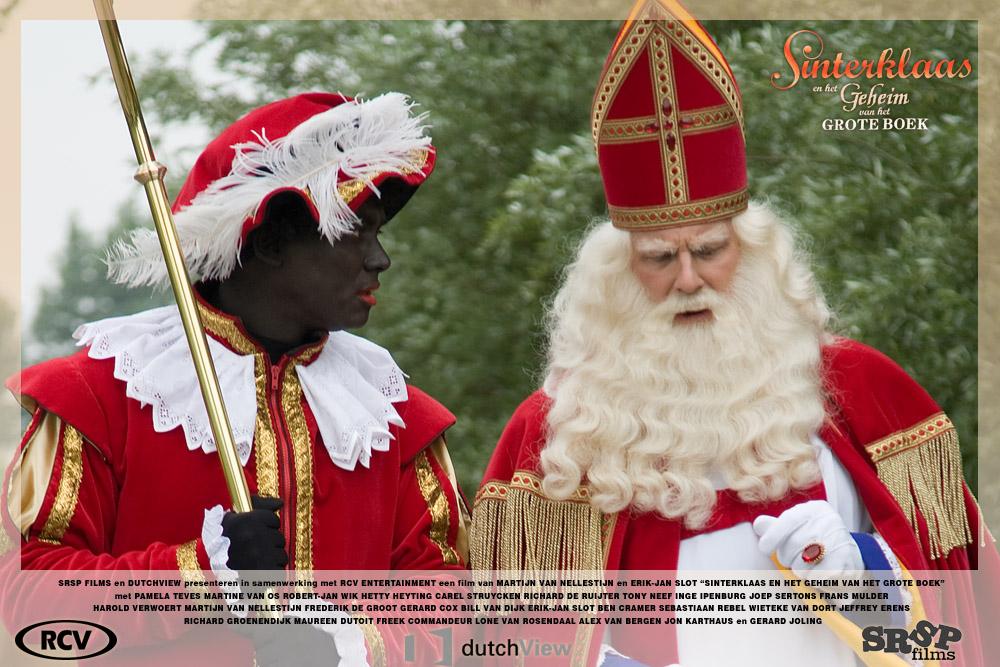 Sinterklaas En Het Geheim Van Het Grote Boek 2008 Filmtotaal Nl